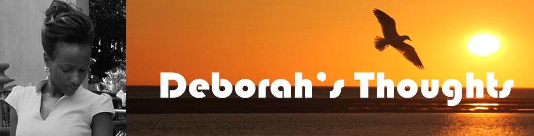 Deborah's Blog